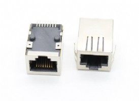 SMT RJ45 JACK with Magnetic