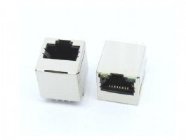 TOP ENTRY RJ45 With Magnetic